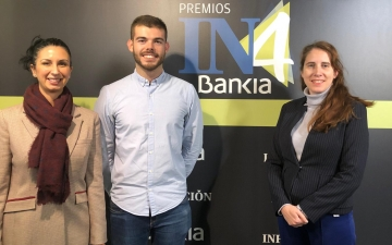 Effie's organising company is a finalist in the IN4Bankia Awards