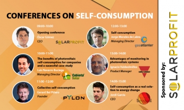 Conference programme of self-consumption