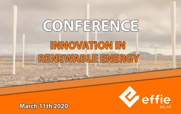Conferences on innovation in renewable energy
