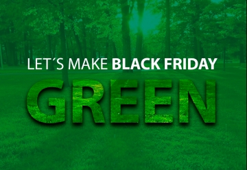 40% discount on Green Friday