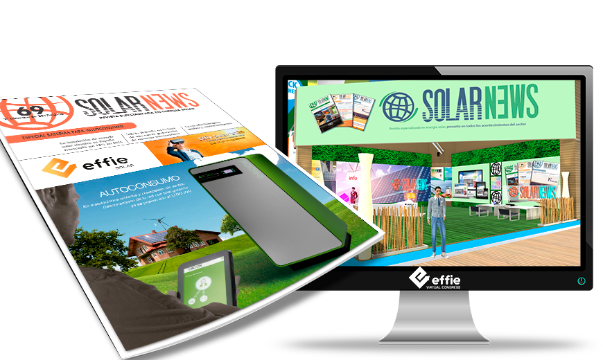 Solar News renueva como media-partner en Effie Solar 2021