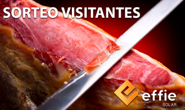 ¿Quién dice que en una feria virtual no se come jamón? Effie Virtual