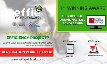The second edition of the Effie Student Awards is here!