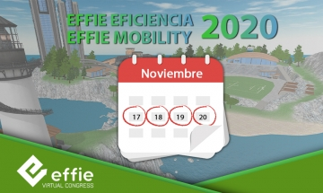 Effie Efficiency and Effie Mobility 2020 will be held from 17th to 20th November.